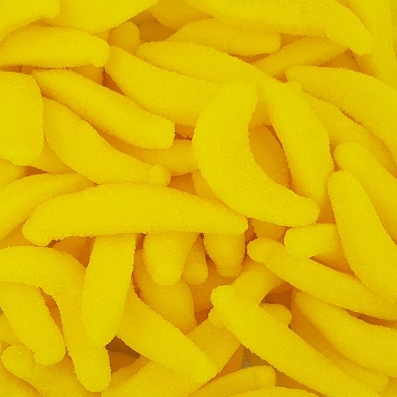 Plátanos con azúcar