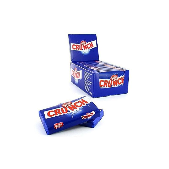 CRUNCH Chocolatina Nestle 15 Unidades