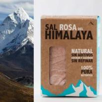 Sal rosa del Himalaya Grano Fino 1 Kg