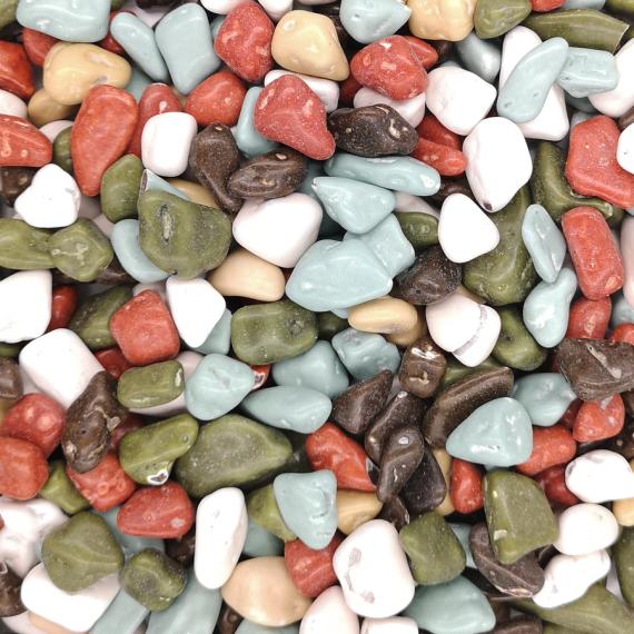 Piedras de Chocolate  1 Kg IMPORTACO ITAC