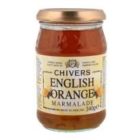 Mermelada Inglesa de Naranja Fina CHIVERS 340 Gr