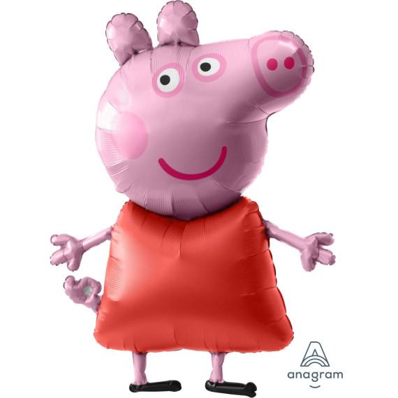 Peppa Pig  AirWalkers Globo Gigante