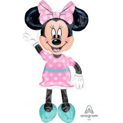 MINNIE MOUSE Disney  AirWalkers Globo Gigante