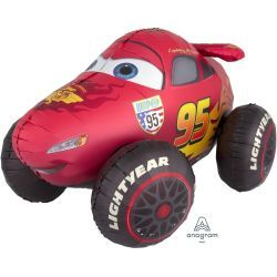 CARS RAYO MC QUEEN Disney  AirWalkers Globo Gigante