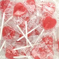 Piruleta Mini Corazón CERDÁN 100 Unid