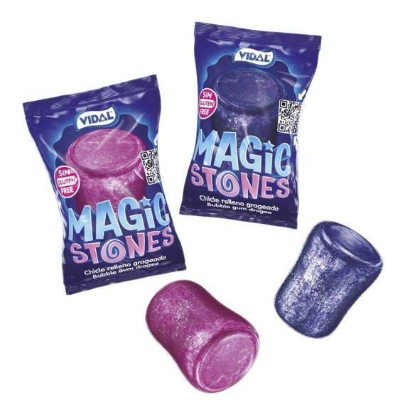 Magic Stones Chicles Brillantes VIDAL 200 U
