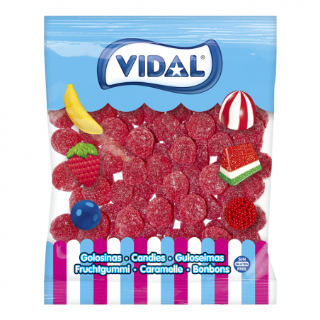 Fresones Azúcar VIDAL 1 Kg