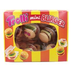 Mini Burger TROLLI 15 unid
