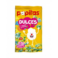 Popitas DULCES de colores Pack 24 Unid