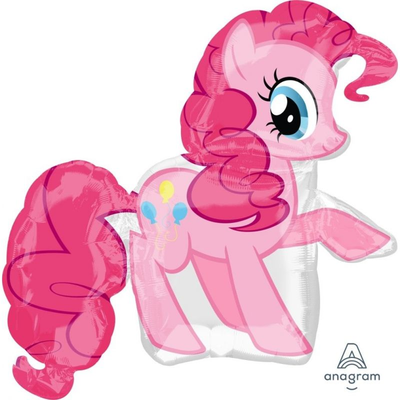 My Little Pony Pinkie Pie Globo Formas
