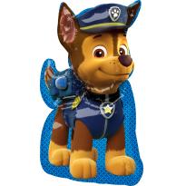 CHASE Paw Patrol Patrulla Canina Globo Formas