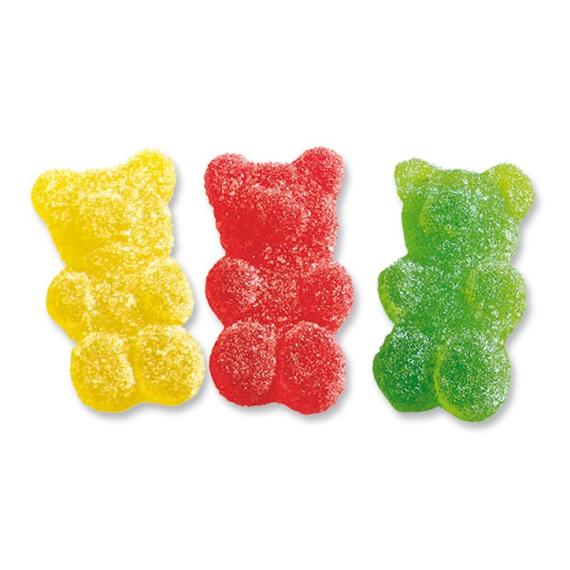Ositos con azúcar