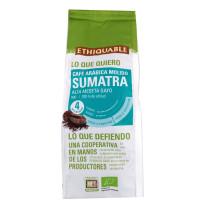 Café Arábica Molido Ecólogico SUMATRA ETHIQUABLE 250 Gr