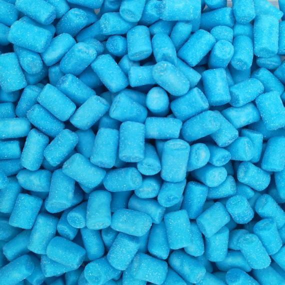 FINI Finitronc TOPPINGS Crunchy Mini Azul 1 Kg