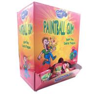 Paintball Gum Bolas Chicle Pintalenguas 200 Unid