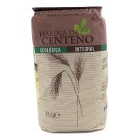 Harina Integral de Centeno Bio Ecológica 500 Gr