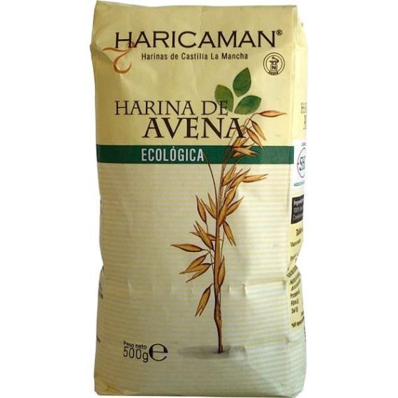 Harina de Avena Bio Ecológica 500 Gr