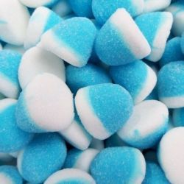 Besos Azules Frambuesa  FINI 250 Unid