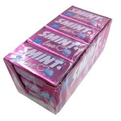 Smint  Mints Bubble Fresh  SMINT 12 Unid