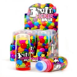 Balls Brain Licker  FREEKEE CANDIES 12 unidades