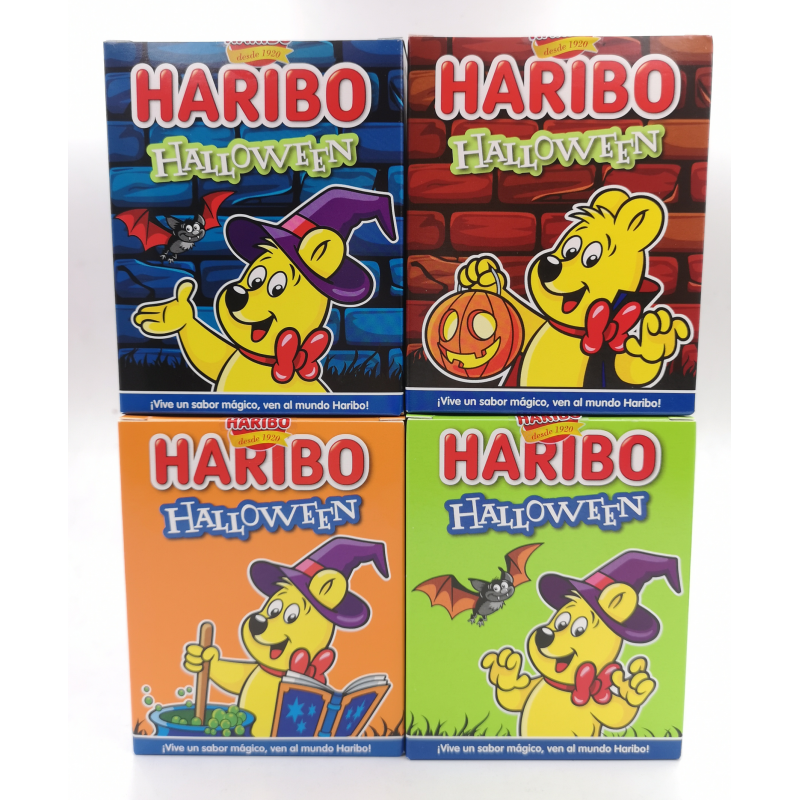 Party Mix Halloween HARIBO Pack 4