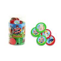 Monedas Chocolate CABALLEROS Y DRAGONES 550 Gr