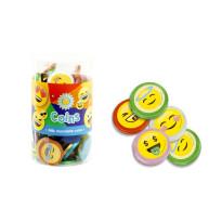 Monedas Chocolate EMOTICONOS 550 Gr