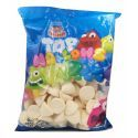 Top Mallows Blancos  Marshmallows TOP CANDY 1 kg