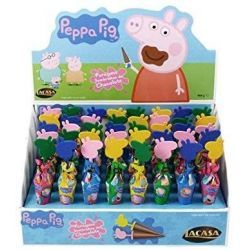 Parasoles Chocolate PEPPA PIG  238 Unid