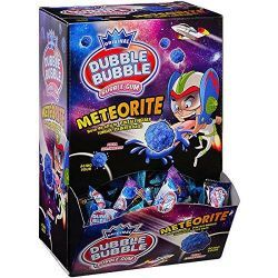 DUBBLE BUBBLE chicle Pintalenguas  METEORITE 200 unidades
