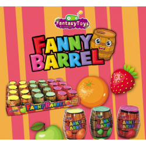 FANNY BARREL Caramelo Comprimido 24 Unid