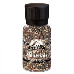 Molinillo XL 5 Pimientas LA BARRACA 170 Gr