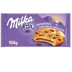 Galletas Coockies Sensations MILKA 156 Gr