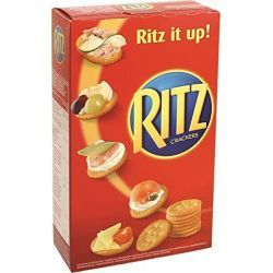Nabisco  Galletas Saladas RITZ CRACKERS 200 Gramos