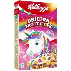 Unicorn Froot Loops Cereales KELLOGG´S 375 Gr