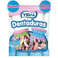 Dentaduras Pica Foam VIDAL 250 Unid