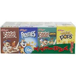 KELLOGG´S variety Cereales Pack 8*25 Gr