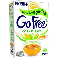 Corn Flakes Ceales Sin gluten GO FREE NESTLÉ 375 Gr