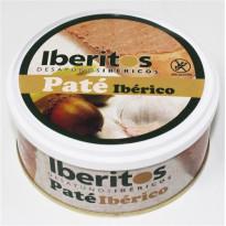Paté Ibérico  250 Gr IBERITOS