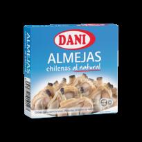 Almejas Chilenas Al Natural DANI 111 Gr