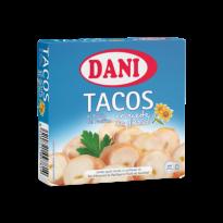 Tacos de Potón del Pacífico en Aceite de Girasol  DANI 111 Gr