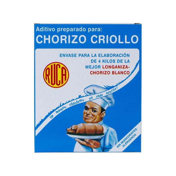 Chorizo Criollo  RUCA 160 Gr
