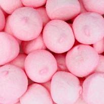 Bolas Rosas BULGARI Marshmallow 500 Gr