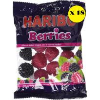 Berries Moras Grano  HARIBO  Pack 18*100 Gr