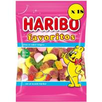 Favoritos Azúcar  HARIBO  Pack 18*90 Gr