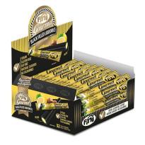 Gourmet Black Liquorice Regaliz Negro Relleno de Limón FINI 32 Unid