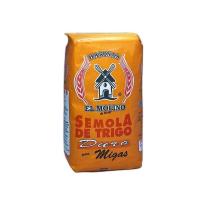 SSémola de Trigo Duro EL MOLINO DE FERRER 1000 Gr