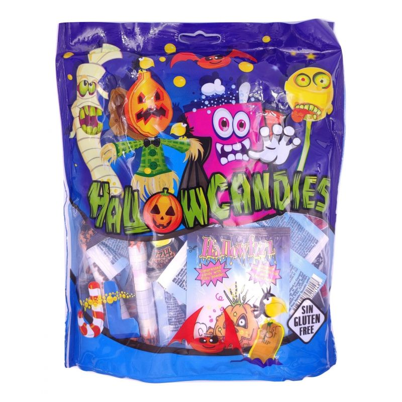 Hallowcandies  Mix Golosinas Halloween 300 gramos