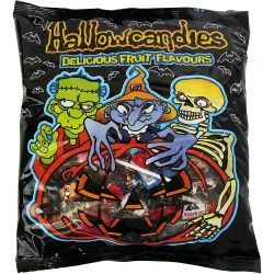 Hallowcandies  Mix Golosinas Halloween 450 gramos