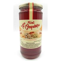 """Miel de abeja artesanal """"La Competeña"""" 950 gramos"""